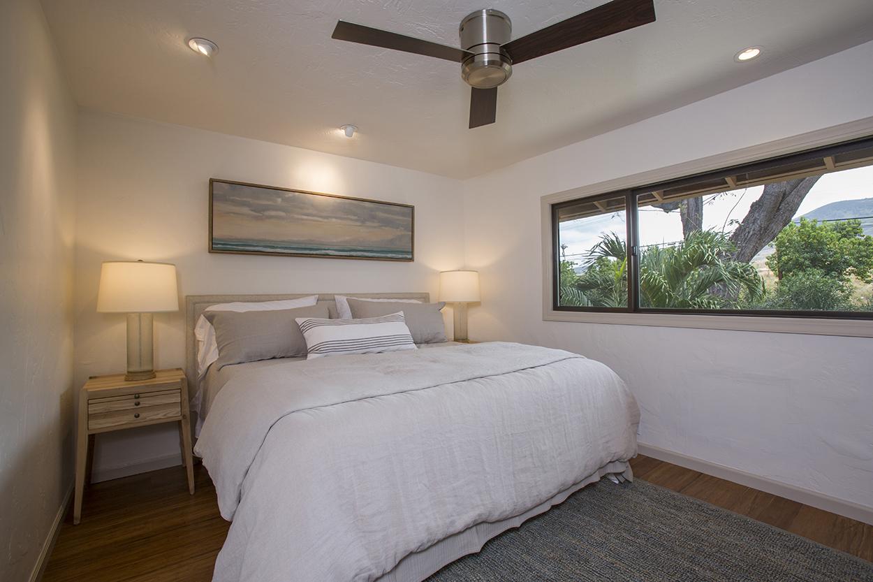 Puamana Nani double bed